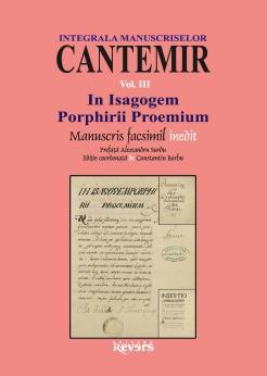 III. Institutio Logices Idest De philosophiae instrumentali Arte Habitus