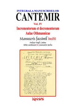 IV. Incrementorum et decrementorum Aulae Othmannicae(I)
