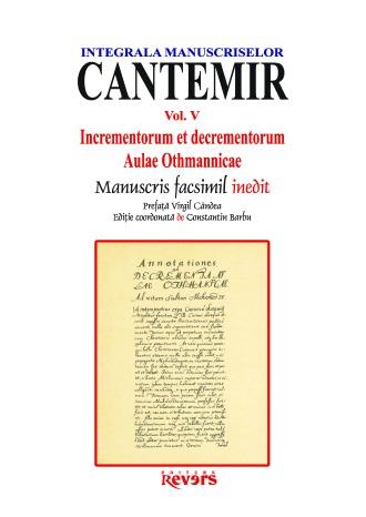 V. Incrementorum et decrementorum Aulae Othmannicae(II)