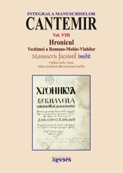 VIII. Hronicul Vechimei a Romano-Moldo-Vlahilor