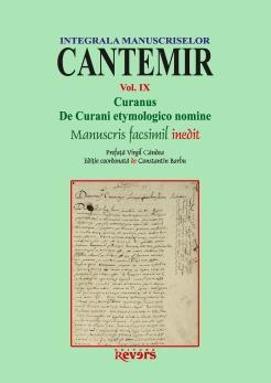 IX. Curanus. De Curani etymologico nomine