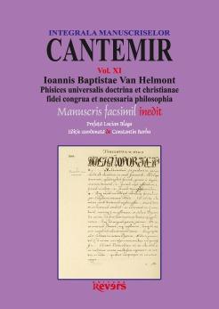 XI. Ioannis Baptistae Van Helmont Phisices universalis doctrina et christianae fidei congrua et necessaria philosophia (II)