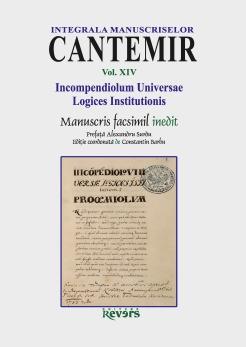 XIV. Incompendiolum Universae Logices Institutionis