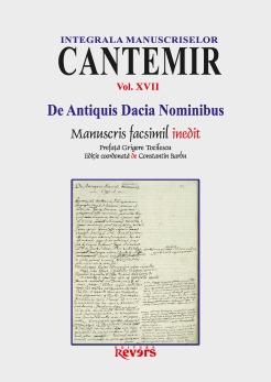 XVII. De Antiquis Dacia nominibus