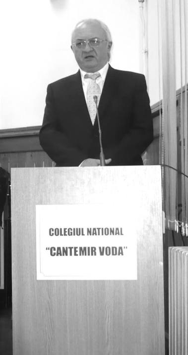Paul Tudor, Presedintele Fundatiei Internationale Dimitrie Cantemir