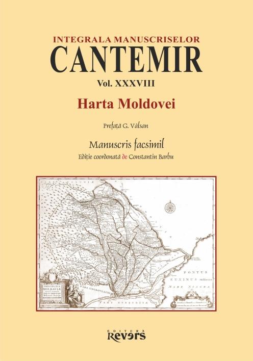 XXXVII. Harta Moldovei