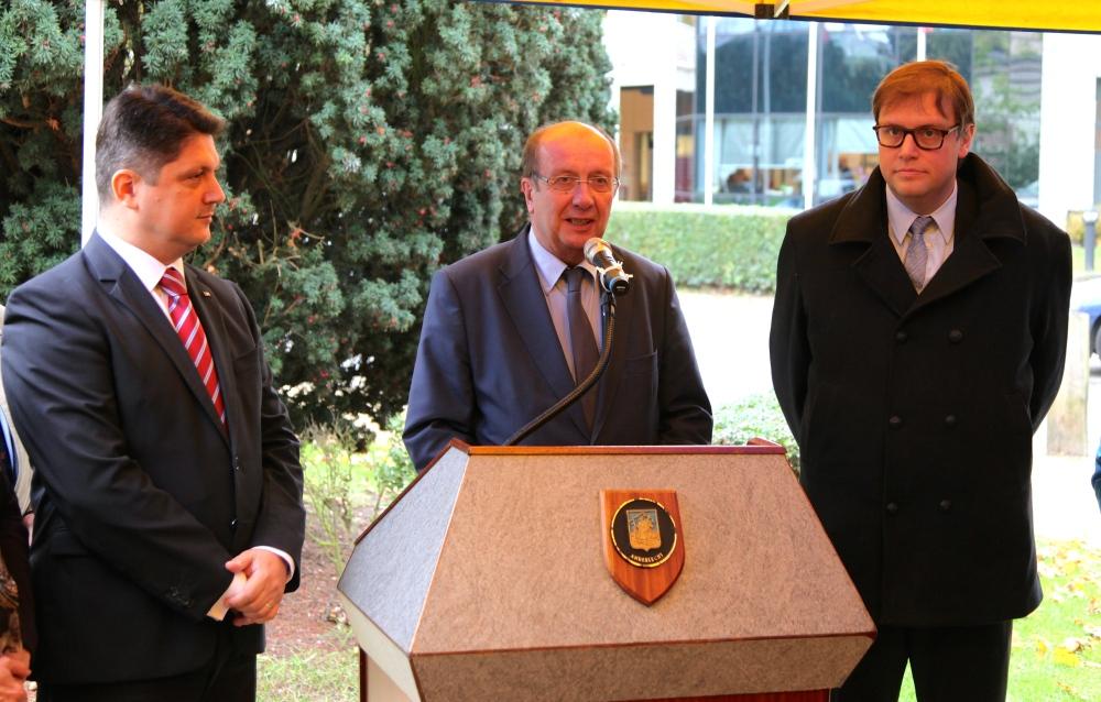 Primarul Comunei Anderlecht, Bruxelles