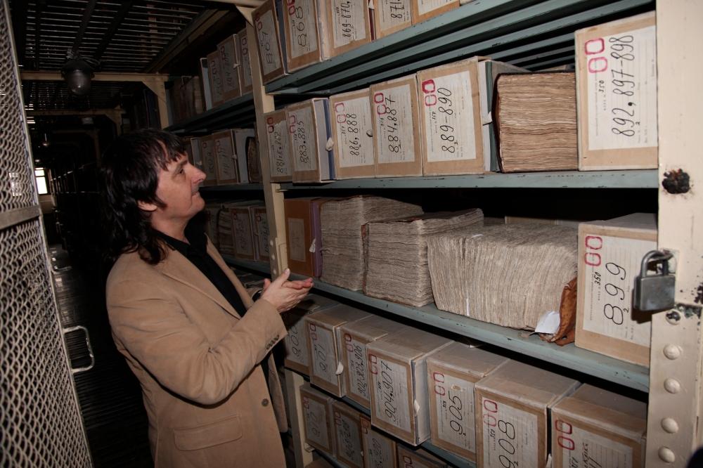 Moscova - Arhiva de Acte Stravechi ale Rusiei - 76 lazi documente Cantemir