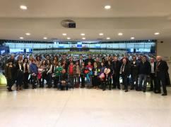 100 de ani de la Marea Unire a Romanilor_Parlamentul European, Martie 2018