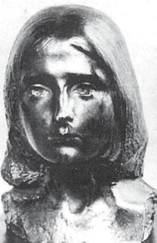 Orgoliul - Gipsul lucrării în bronz din anul 1905. Gips pierdut. Bibliografie: Jianu, Geist, Brezianu, Zervos, Hulten/Istrati, Bach.