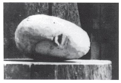 Cap - Lucrare din gips din anul 1916, pierdută/distrusă. Bibliografie: M.M., Geidion-Welcker, Geist, Tabart, Bach.