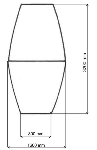 Brancusi - modul coloana infinitului